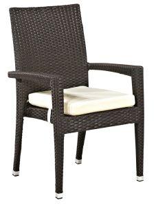 Garden Patio Wicker / Rattan Dining Set - Outdoor Furniture (LN-1011) pictures & photos