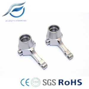 Aluminum Knuckle Arms Steering Hub Carrier, CNC Aluminum Turning Parts pictures & photos