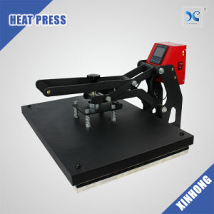Heavy Pressure Manual Heat Press Machine for Sales pictures & photos