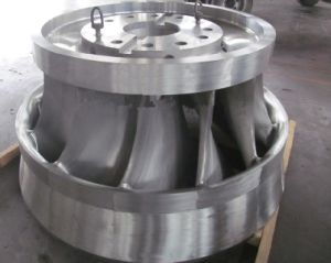Pump Casting Parts Guide Vane Impeller Casting pictures & photos