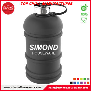 2.2L Fitness Water Jug with Handle, Rubber Finished 2.2L Jug pictures & photos