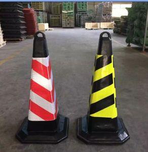 Reflective Square EVA Traffic Cone pictures & photos