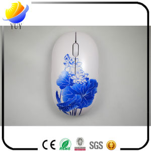 Has Charm Blue and White Porcelain Pattern Wireless Mouse pictures & photos