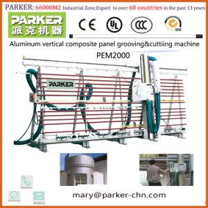 Aluminum Vertical Panel Saw Cladding Machine ACP Composite Panel Saw pictures & photos