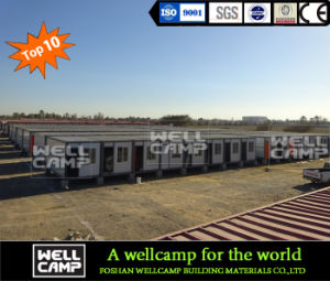 Wellcamp Expandable Container House pictures & photos