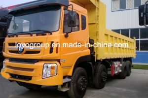 Sinotruk Cdw 8X4 Dump Truck with 375HP Tipper Truck pictures & photos