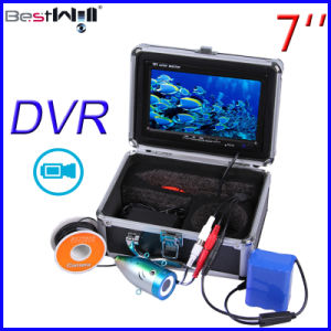 HD 1000 Tvl Underwater Fishing Camera Ice Fishing Video Camera of CR110-7L with DVR Video Recording pictures & photos