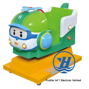 Smart Guy Kiddie Ride Game Machine (ZJ-K34) pictures & photos