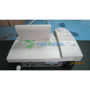 Yste168 Hot Sale Medical Clinical Semi-Auto Biochemistry Analyzer Price pictures & photos