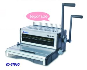 (2 in 1) Binding Machine (YD-ST960) pictures & photos