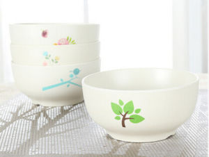 High Quality Eco Bamboo Fiber Kitchenware Bowl (YK-B3051) pictures & photos