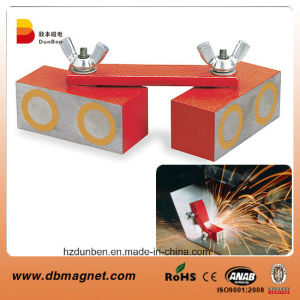 Permanent Adjustable Welding Positioner Magnet pictures & photos