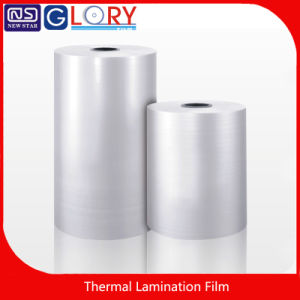 Thermal Velvet Lamination Film Matt Soft Touch Laminating Film 35micron pictures & photos
