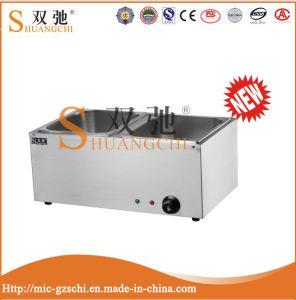 Kitchen Equipment Professional 4 Pots Electric Bain Marie Machine pictures & photos