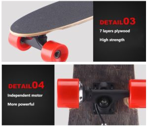 4 Wheelers Hoveboard with 400W Motor pictures & photos