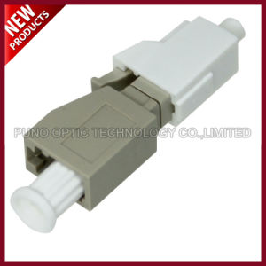 10dB LC APC Flange Fiber Optic Single Mode Female to Female Fixed Attenuator pictures & photos