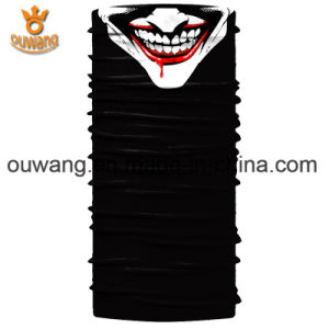 Made in China Cheap Polyester Outdoor Multifunction Skull Bandana pictures & photos