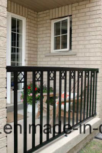 New Style Cheap Aluminum Railing for Outside pictures & photos