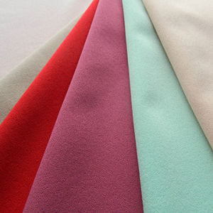 "Polyester Fabric, 200+40X150+40d, 57/58"", 220GSM, 95% T/5% Sp pictures & photos"