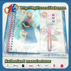 Beautiful Stationery Set Gel Pen and Spiral Bound Notebook pictures & photos
