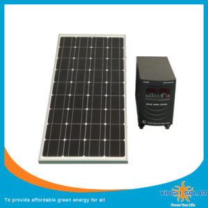 100W Home Use off Grid Solar Power System pictures & photos