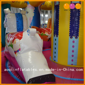 Aoqi New Design Merry-Go-Round Bouncer for Children (AQ01476) pictures & photos