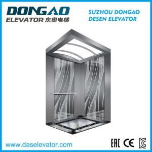 Commercial Small Machine Room Lift of Good Quality with Mirror pictures & photos