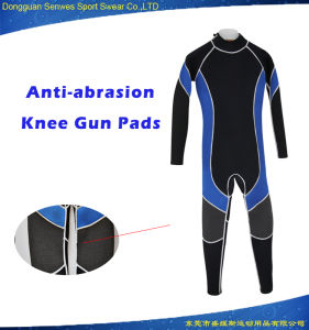 3mm Neoprene Waterproof and Soft Full Bodysuit Wetsuit pictures & photos