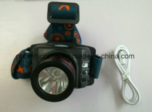 CREE Xm-L2 LED Ultra Bright Zoom Headlamp pictures & photos