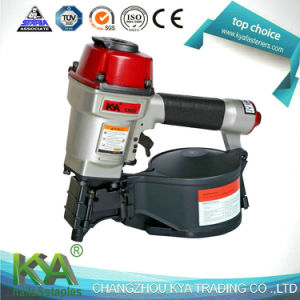 Wire Collated Cn55 Coil Nailer for Construction, Furnituring pictures & photos