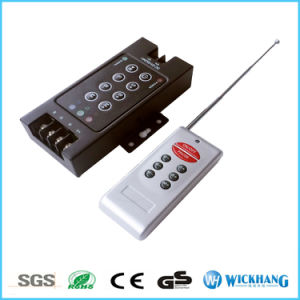 8key 30A LED RF RGB Controller DC12-24V for LED 5050 RGB Strip Module String pictures & photos