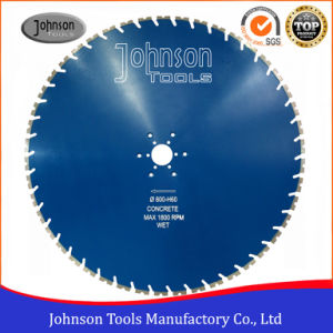 800mm Floor Saw Blades for Reinforced Concrete pictures & photos