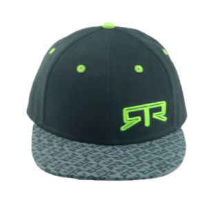 Custom Various Colour Embroidery Snapback 3D Cap Hat pictures & photos
