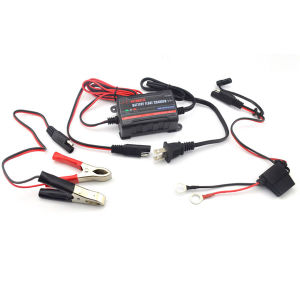 DC12V 0.75A Car Battery Charger and Maintainer pictures & photos