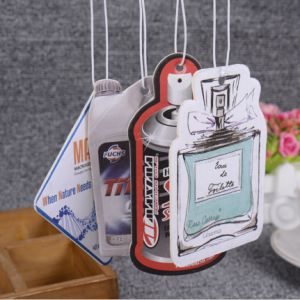 Wholesale Paper Air Freshener with Customized Design pictures & photos