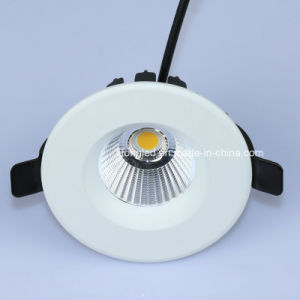 Embedbed 60 Degree Beam Angle 6W 7W COB LED Downlight pictures & photos
