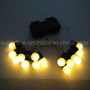 Commercial LED Curtain Christmas String Lights for Indoor and Outdoor pictures & photos