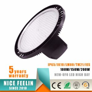 200W Industrial UFO High Bay LED Light with Philips Driver pictures & photos