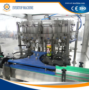 Can Beer and Carbonated Drink Filling Machine pictures & photos