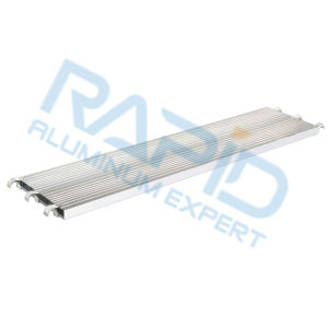 10 FT Aluminum Scaffold Board for Steel Scaffold pictures & photos