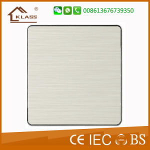 Factory Sale OEM Quality Blank Plate Switch pictures & photos