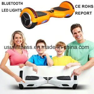 Cheap 2 Wheels Remote Control Fashion Standing Hoverboard with Ce pictures & photos