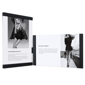 """5""""*7"""" Creative Acrylic PU Photo Frame/Picture Frame for Home Decoration"""