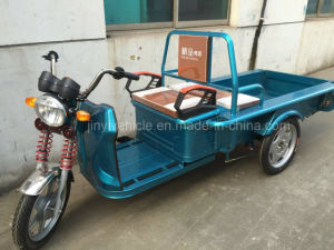 60V 20A 1000W Electric Tricycle for Cargo Shipping pictures & photos