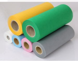 100%Virgin Polypropylene Spunbond PP Non Woven Fabric pictures & photos
