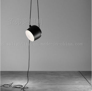 Popular Aluminum Material Acrylic Pendant Lamps for Restaurant Lighting Decoration pictures & photos