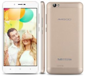Amigoo X15 Mt6580 Quad Core Cellphone 3G WCDMA Smart Phone pictures & photos