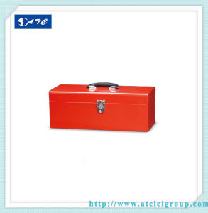 """17""""in Tool Flat Top Hand Carry Tool Box pictures & photos"""