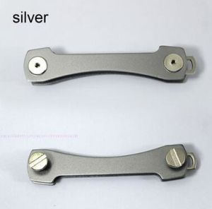 Good Sale Clever Aluminium Key Chain Holder Smart Key Chain pictures & photos