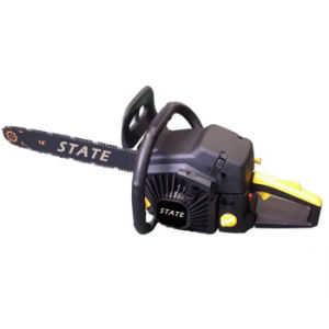 """45cc Gasoline Chain Saw with 16"""" Bar and Chain pictures & photos"""